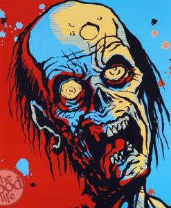 zombie blood maroc