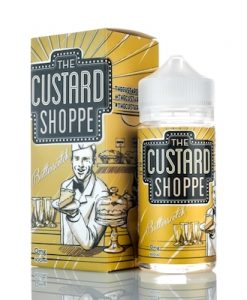 Custard shoppe butterscotch