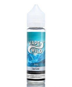 Ice cold vapewild menthol maroc