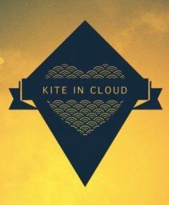 Kite in cloud