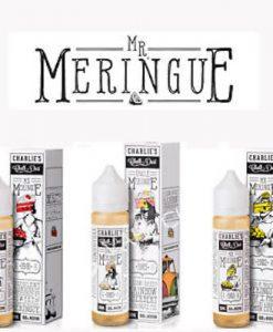 Mr Meringue by Charlie's