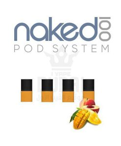 Naked100 Pods recharges