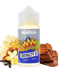 royalty 2 vanilla custard maroc mycig