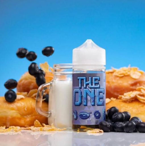 the one beard vape blueberry maroc