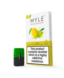 myle ice apple mango mycig maroc