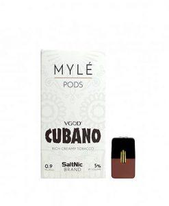 myle cubano tabac maroc