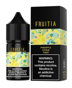 Pineapple Citrus Twist by Fruitia Salt
