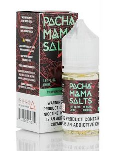 apple tobacco pachamama salt 30ml