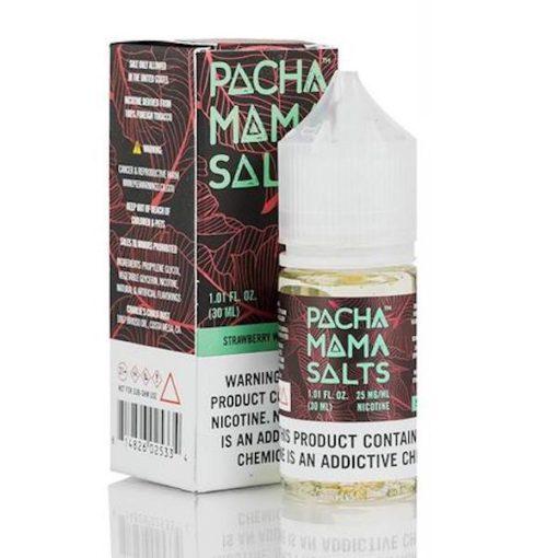 apple tobacco pachamama salt 30ml