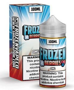 Frozen Berries By Frozen Vape Co