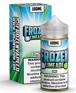 Frozen Limeade By Frozen Vape Co