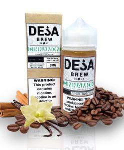 Cinnamon Coffee By Deja Brew