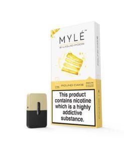 Pound Cake 4-Pack Pod Mylé