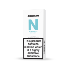 North Pole 2-Pack pods 36mg by Airscream