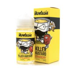 Killer Kustard Strawberry by Vapetasia 100ml